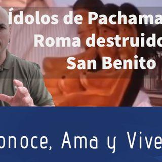 Bono: Los Ídolos Indígenas de la Pachamama en Roma han sido destruidos