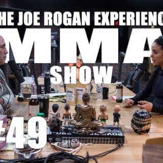 JRE MMA Show #49 with Miriam Nakamoto