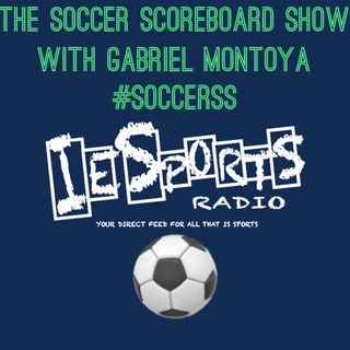 The Soccer Scoreboard Show: Champions League semis, LAvHOU, Juventus upset, Arsenal on to the semis