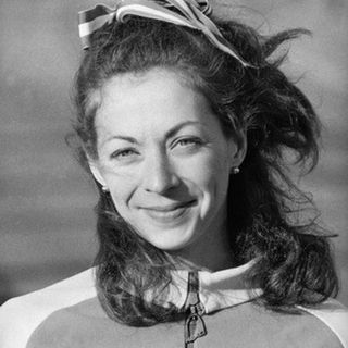 Kathrine Switzer. Run like hell