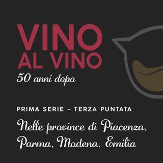 S1 E3 | Nelle province di Piacenza, Parma, Modena. Emilia