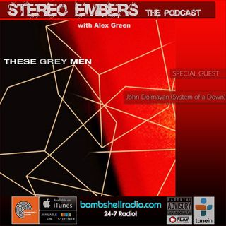 Stereo Embers The Podcast_ John Dolmayan (System of a Down)