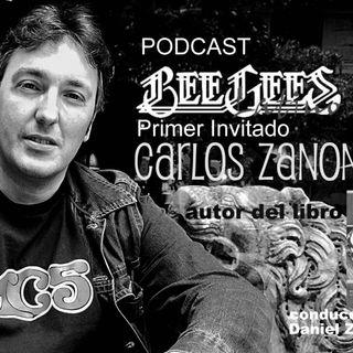 Capítulo 000 Entrevista a Carlos Zanon