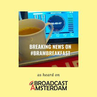 "Can you take an escape game online?  Amsterdam's Rik Stapenbroek says ""ja!""   BRAM Breakfast interview"