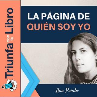 La página de quién soy yo: con Diana Pardo.