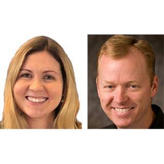 Ep. #12 Erik Johnson and Molly Beck