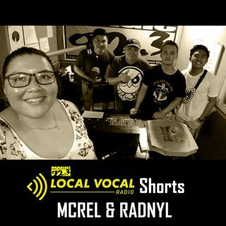 LOCAL VOCAL Shorts: MCRel & Radnyl