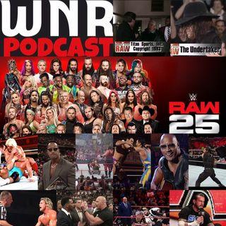 WNR140 WWE RAW25