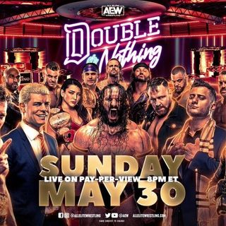 TV Party Tonight: AEW Double or Nothing (2021)