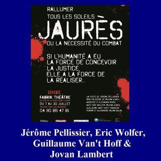 Jérôme Pellissier, Eric Wolfer, Guillaume Van't Hoff et Jovan Lambert - Entretien Off 2017