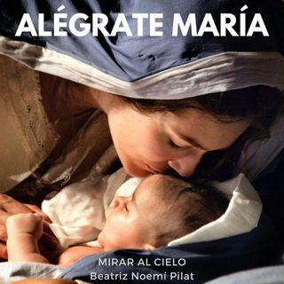 Alégrate María
