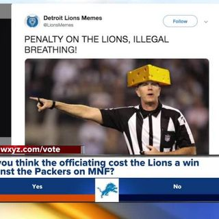 TGT NFL Show: Packers/Lions Recap, Did the Officials cost the Lions the game and what team should be Number 1 in the NFL?