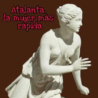 Atalanta, la mujer más rápida