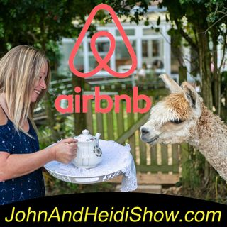 10-12-19-John And Heidi Show-JoeZadeh-AirBNB-AnimalExperiences