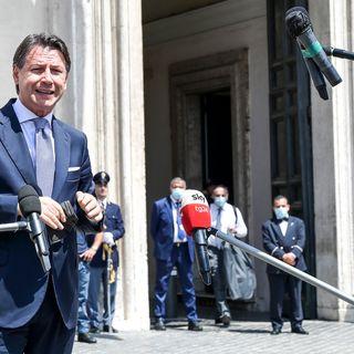 Giuseppe Conte: topica clamorosa