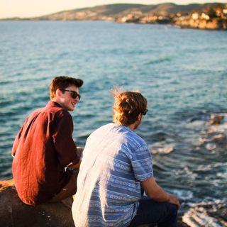La escalera literaria 10 - Los amigos son balsamo
