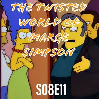 129) S08E11 (The Twisted World of Marge Simpson)
