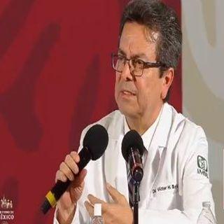 Se tiene más incapacidades por infecciones respiratorias agudas: Víctor Hugo Borja