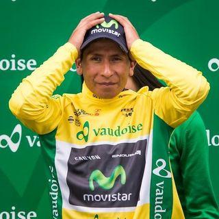 Nairo Quintana, nuevo líder del Tour de Romandía