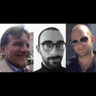 En liberal, en sosse og en radikalkonservativ går ind på en frokostrestaurant