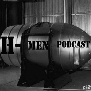 THE NEW H-MEN PODCAST