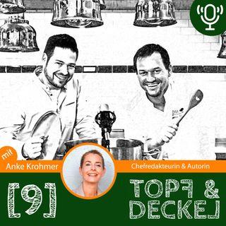Topf & Deckel Folge 9 mit Anke Krohmer