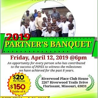 PIPES Partners Banquet April 12 2019