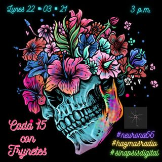 Cada 15 con Trynetes, marzo 16 a marzo 31/2021