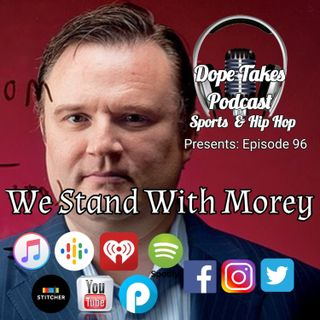 We Stand With Morey