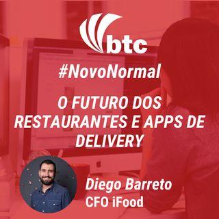 Qual o futuro dos restaurantes e apps de delivery? | Papo BTC