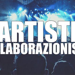 Artisti collaborazionisti - Dietro il Sipario - Talk Show