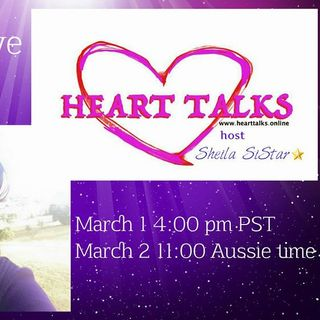 Heart Talks -Twin Flames and Relationships