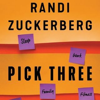 Randi Zuckerberg Releases Pick Three