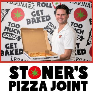 John Stetson CEO of Stoner's Pizza Joint