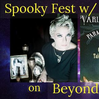 Halloween Special w Varla Ventura Oct. 28th 2018