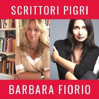 Scrittori pigri - BlisterIntervista con Barbara Fiorio