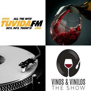 VINOS Y VINILOS THE SHOW 8/30/2020