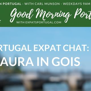 Portugal Expat Chat with Laura Gois on The Portugal Show
