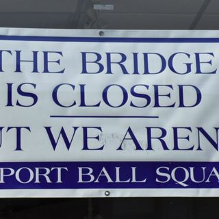 Ball Square Businesses: Bridges Closed, But We're Open