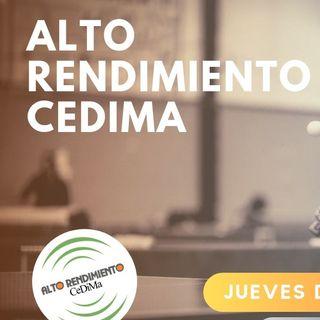 SEP 1.- ESTAS ESCUCHANDO - ALTO RENDIMIENTO-