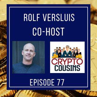Todays  Co-host Is Rolf Versluis - BlockOperations.com