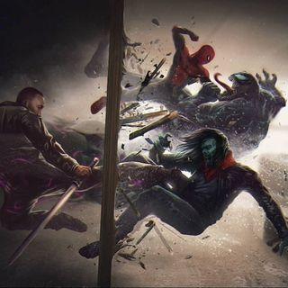 Episode 100 (Spider-Man universe, Morbius and GOTG3)
