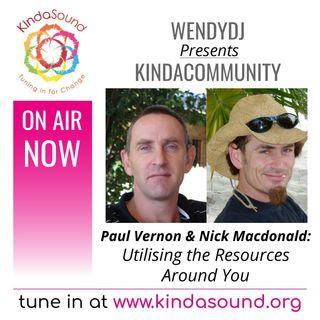 KindaCommunity: Utilising the Resources Around You | WendyDJ presents The Pod Bros Paul Vernon & Nick Macdonald