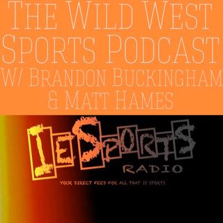 The Wild West Sports Podcast- Episode 5: Wildcard Weekend