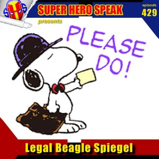 #429: Legal Beagle Spiegel