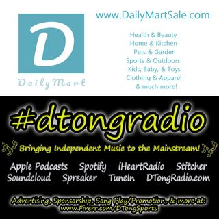 Top Independent Music Artists on #dtongradio - Powered by dailymartsale.com