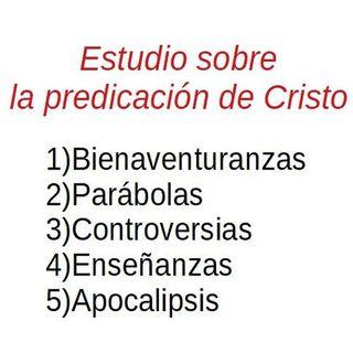 Estudio sobre la predicación de Jesucristo