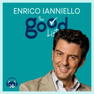 52. The Good List: Enrico Ianniello - Le 5 cose che mi hanno fatto innamorare di Barcellona