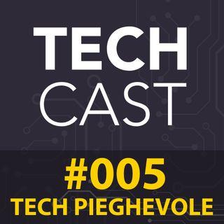 #005: SMARTPHONE PIEGHEVOLI e Innovazione, poca!