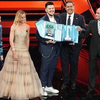 Sanremo: Gaudiano vince tra le Nuove proposte